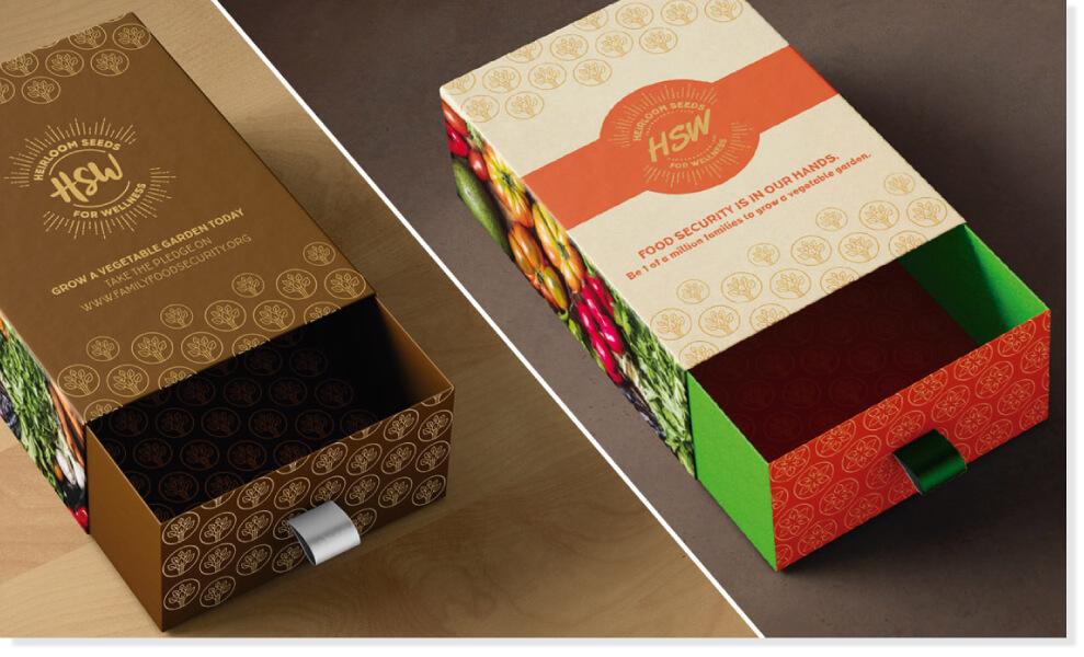 Cajas personalizadas para merchandising