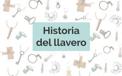 Historia del llavero ¿Quién lo inventó? Uso y evolución